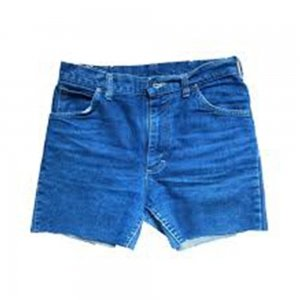 Casual Jeans Short