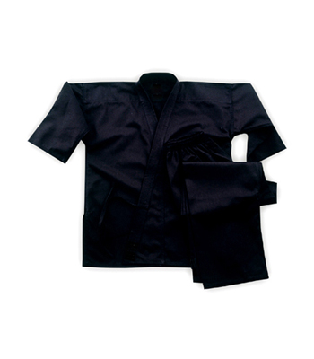 Kung Fu Uniform with Draw String Waist Pant