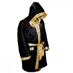 Boxing Gown with Hood