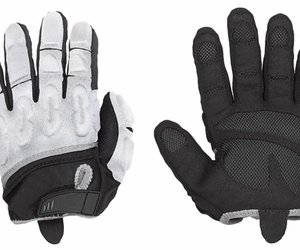 Black And White Hockey Gloves
