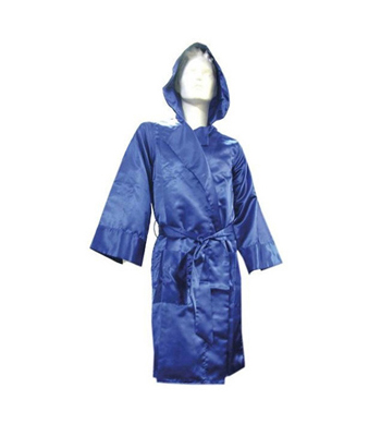 Boxing Gown with Belt