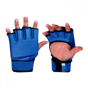 MMA Grappling Gloves with Open Palm