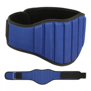Weightlifting Belt in Nylon Material