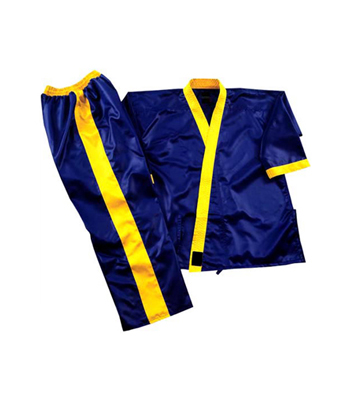 Full Contact Boxing Uniform in Satin
