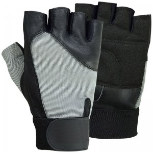 Cowhide leather Gloves for Weightlifting