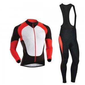 Cycling Kit with Bib Pant