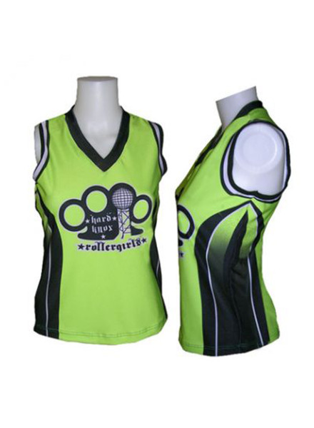 Sleeveless Jersey for Field Hockey