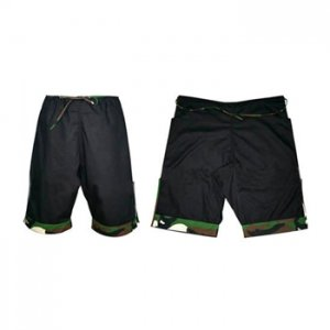 Double Stitched MMA Short