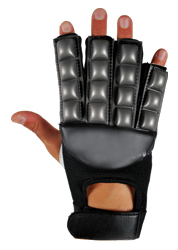 Half Finger Field Hockey Gloves