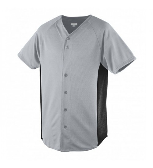 Heathered Tee Jersey for Baseball