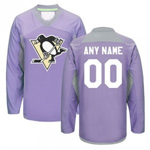 Ice Hockey Jersey with Interlock Neck