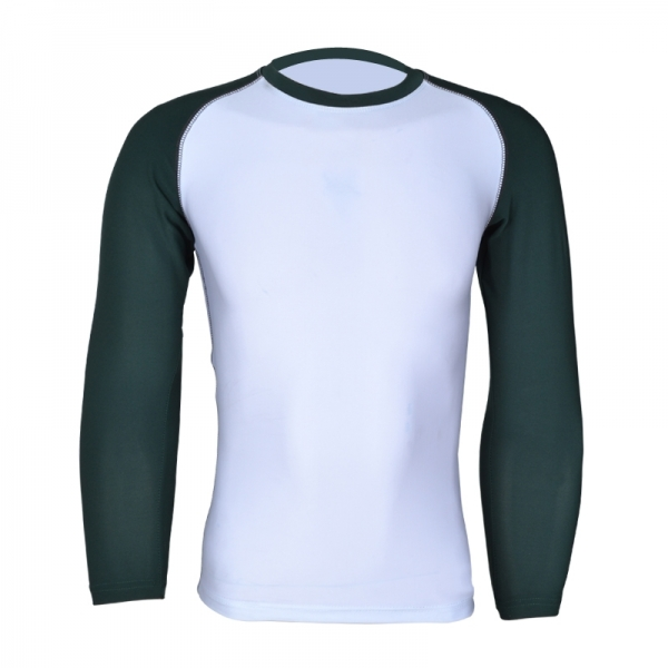 Raglan Long Sleeve Shirt for Baseball