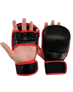 Grappling Gloves Without Thumb