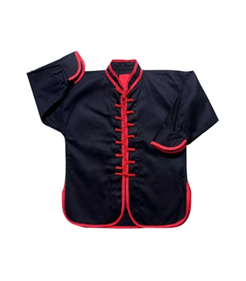 Ninja Uniform with Long-Sleeves Top/Laces