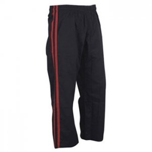 Boxing Trouser with Elastic Waist and Draw String