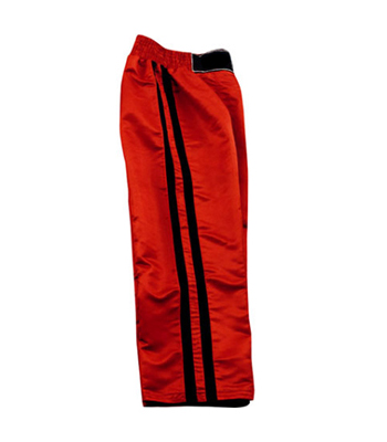 Boxing Trouser in 100% Polyester
