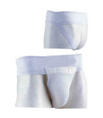 Groin Guard with Removable Cup