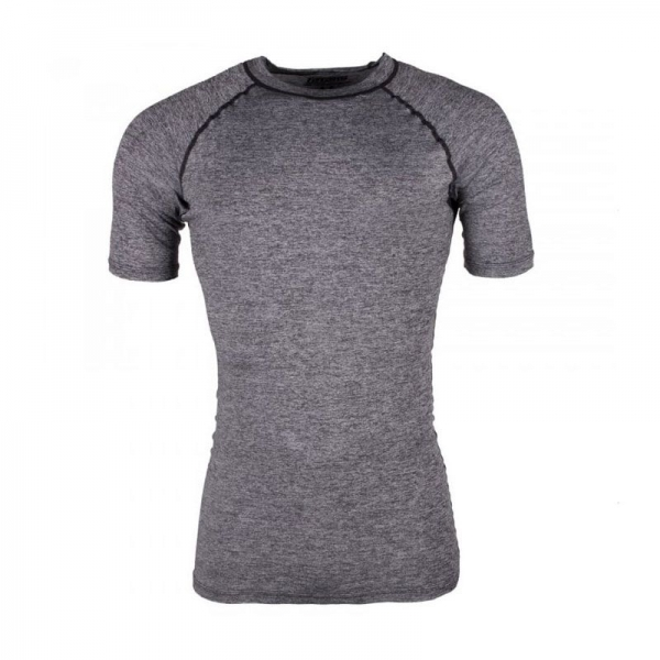 Short Sleeves style Weightlifting Rash Guard