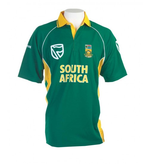 South African Cricket Jersey