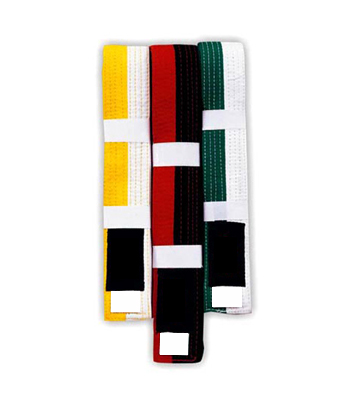 Two Color Belts