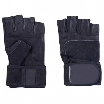 Weightlifting Gloves in Genuine Leather