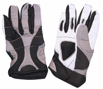 Field Hockey Glove in White Color