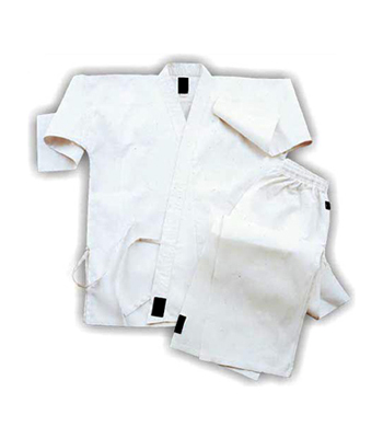 Karate Uniform in Polyester and Cotton