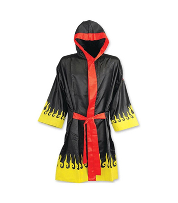 Hooded Boxing Gown