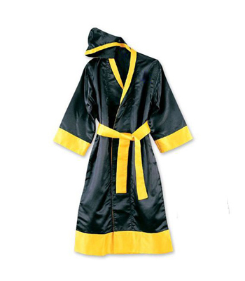 Boxing Gown with Belt WI-1462