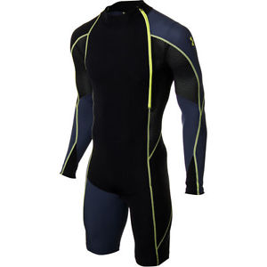 Zentai style Compression Suit with Short
