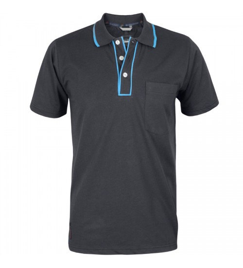 cricket jersey with chest pocket
