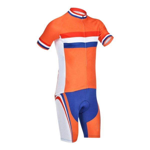 Men's Cycling Kit with Short and Jersey
