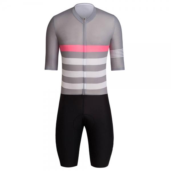 Cycling Kit with Short and Half Sleeve Shirt