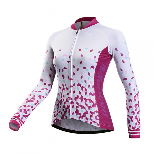 Women's Cycling Full Sleeves Shirt